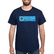 Nsa Extincting T-Shirt