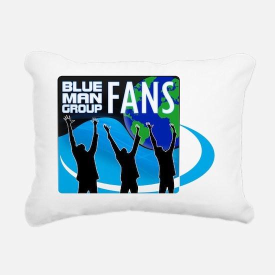 BMGF logo Rectangular Canvas Pillow