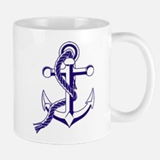 Old Style Anchor Mugs