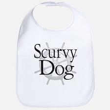 Scurvy Dog Caribbean Pirate Bib