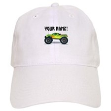 Personalized Monster Truck Baseball Cap