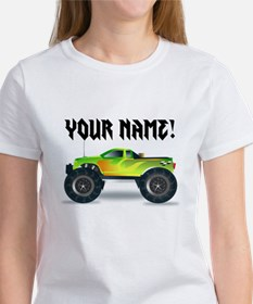 Personalized Monster Truck Tee