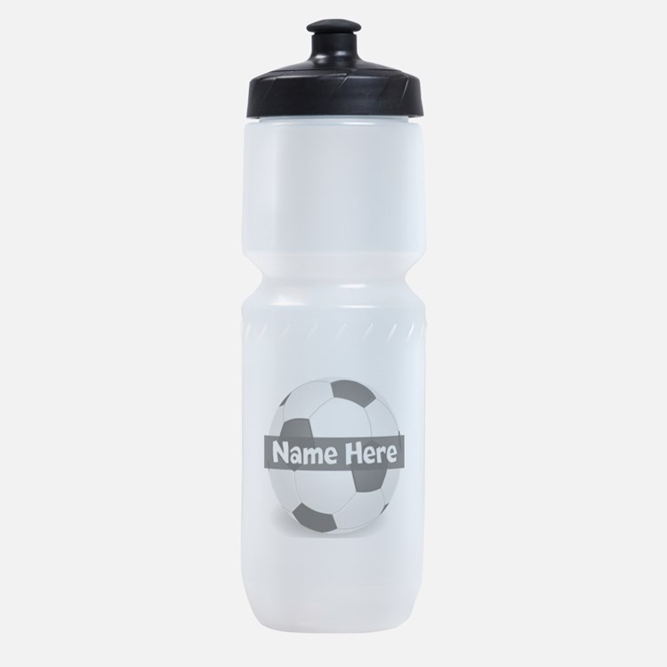Personalized Soccer Ball Sports Bottle