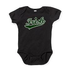 irish swash Baby Bodysuit
