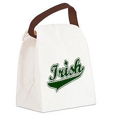 irish swash Canvas Lunch Bag