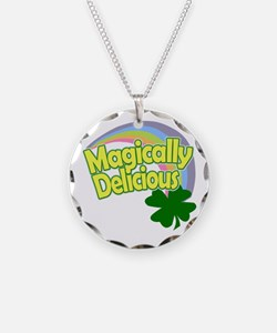 Magically Delicious Rainbow Necklace