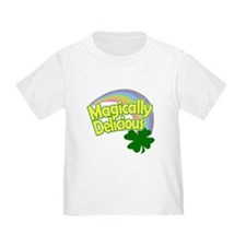 Magically Delicious Pastel Rainbow T