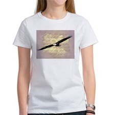 Wings as Eagles Bible Verse Tee