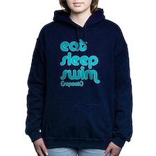 swim solo Hooded Sweatshirt