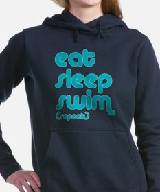 swim solo Hooded Sweatshirt