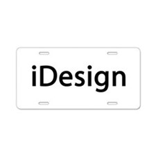 idesign interior design architect Aluminum License