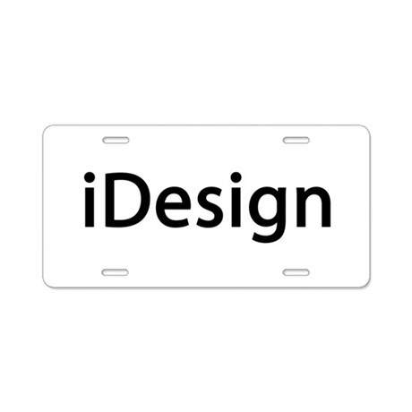 Idesign interior design architect aluminum license by for Interior design license