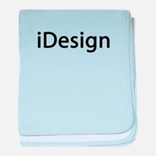 idesign interior design architect baby blanket