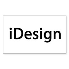 idesign interior design architect Decal