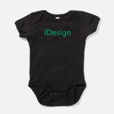 i design interior designer architect Baby Bodysuit