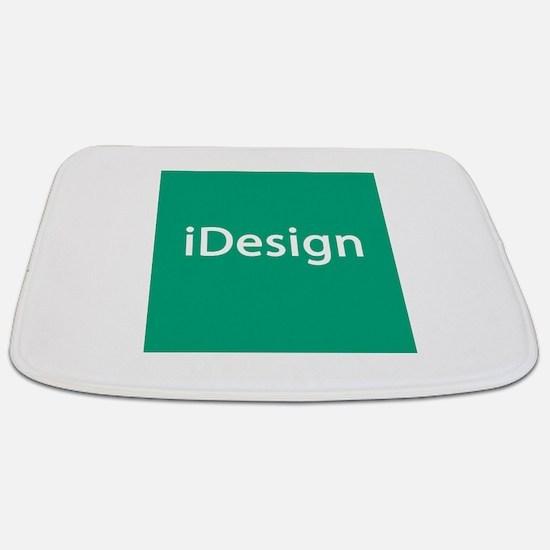 i design interior designer architect Bathmat