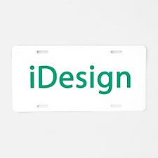 i design interior designer architect Aluminum Lice