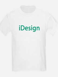 i design interior designer architect T-Shirt