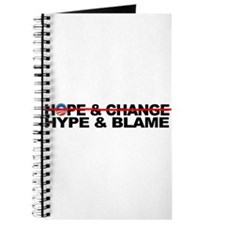 Hype and Blame Anti-Obama Journal
