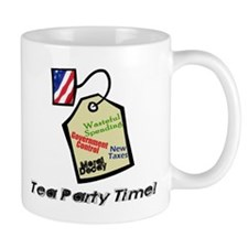 tea party revolt Mug