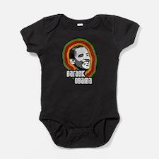 barack obama Baby Bodysuit