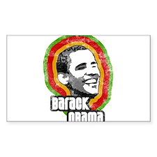 barack obama Decal