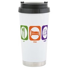 Cute Eat sleep surgeon Travel Mug