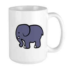 Cute Elephant Mugs