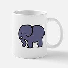 Cute Elephant Mugs