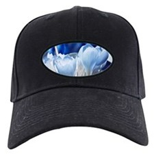 Crocus in infrared sunlight Baseball Hat