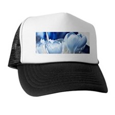Crocus in infrared sunlight Trucker Hat