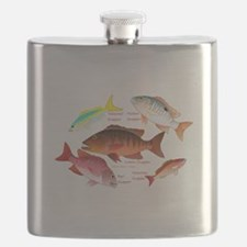 5 Snappers c Flask