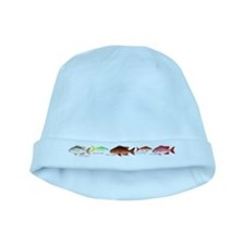 5 Snappers c baby hat