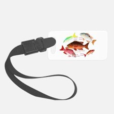 5 Snappers c Luggage Tag