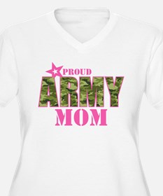 Camo Proud Army M T-Shirt