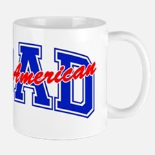 All-American Dad Patriot Mugs