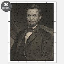 Abraham Lincoln Design Puzzle