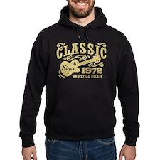 Classic Since 1972 Hoodie