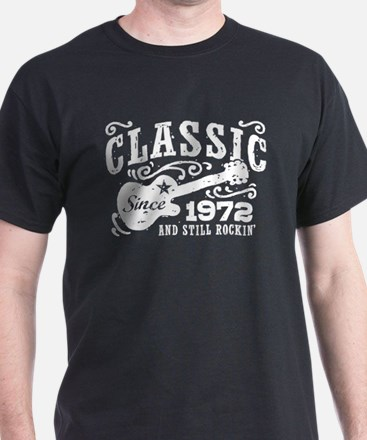 Classic Since 1972 T-Shirt