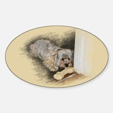 Morkie Decal
