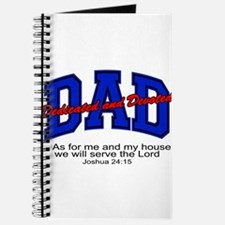 Christian Dad - Fathers Day Journal