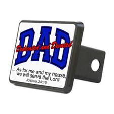 Christian Dad - Fathers Day Hitch Cover