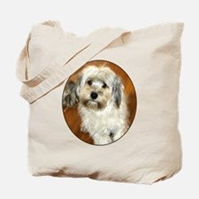 Morkie Tote Bag