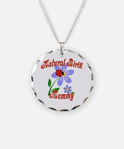 Natural Birth Mommy Necklace