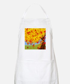 Fall Tree Apron