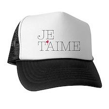 Je Taime Trucker Hat