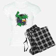 Hulk Rip Pajamas