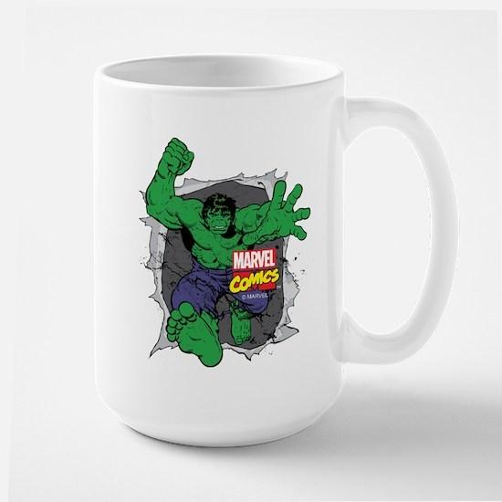 Hulk Rip Large Mug