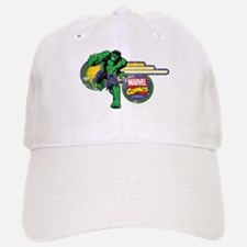 The Hulk Retro Baseball Baseball Cap