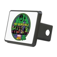 The Hulk Badge Hitch Cover
